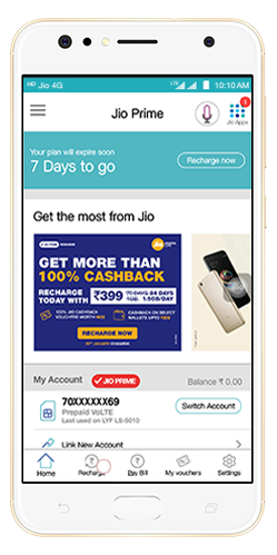 ASUS JIO Offer 2018 : : Get Rs 2200/- Cash back on Jio